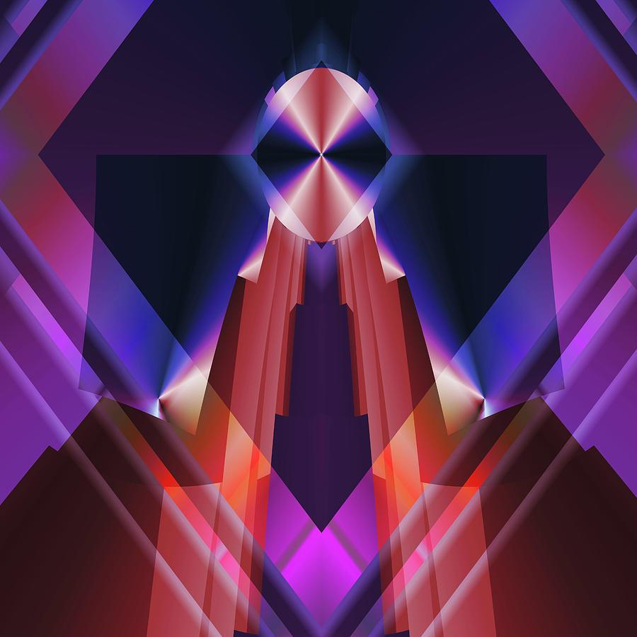 The Pyramid Eye by Mario Carini