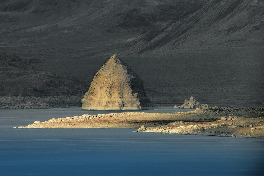 The Pyramid in Last Light by Janis Knight