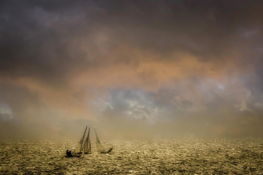 The Race by John Whitmarsh