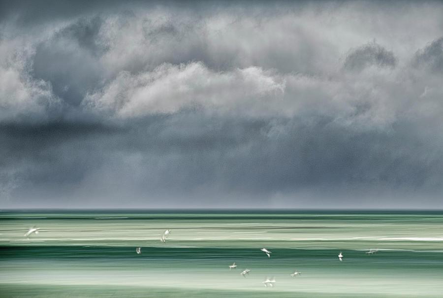 The Rains Fall Softly by John Whitmarsh