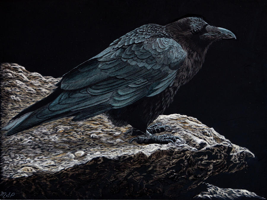 The Raven by Margaret Sarah Pardy