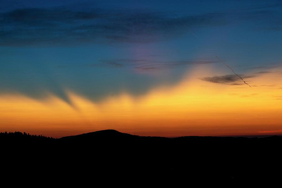 The Rays of Dawn by Matt Swinden