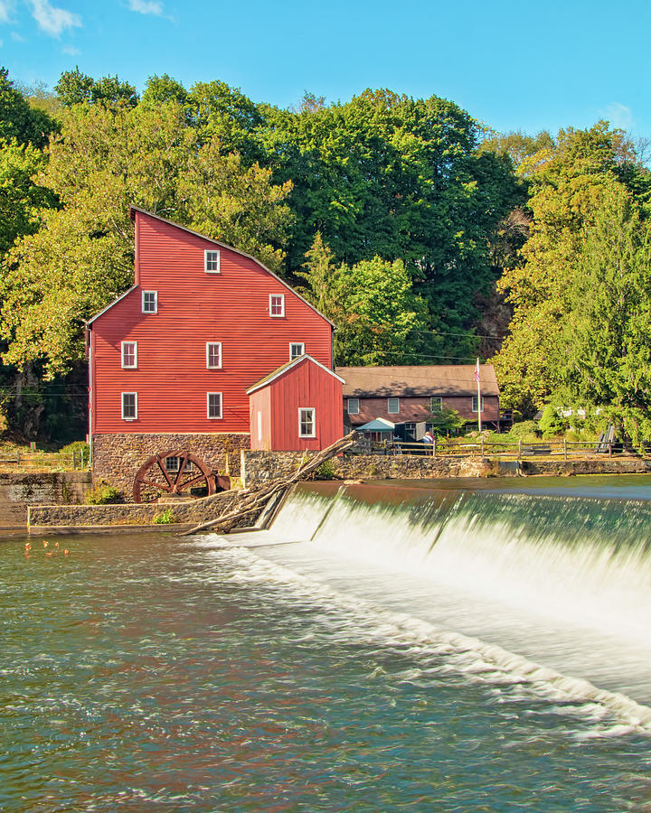 The Red Mill of Clinton by Kristia Adams
