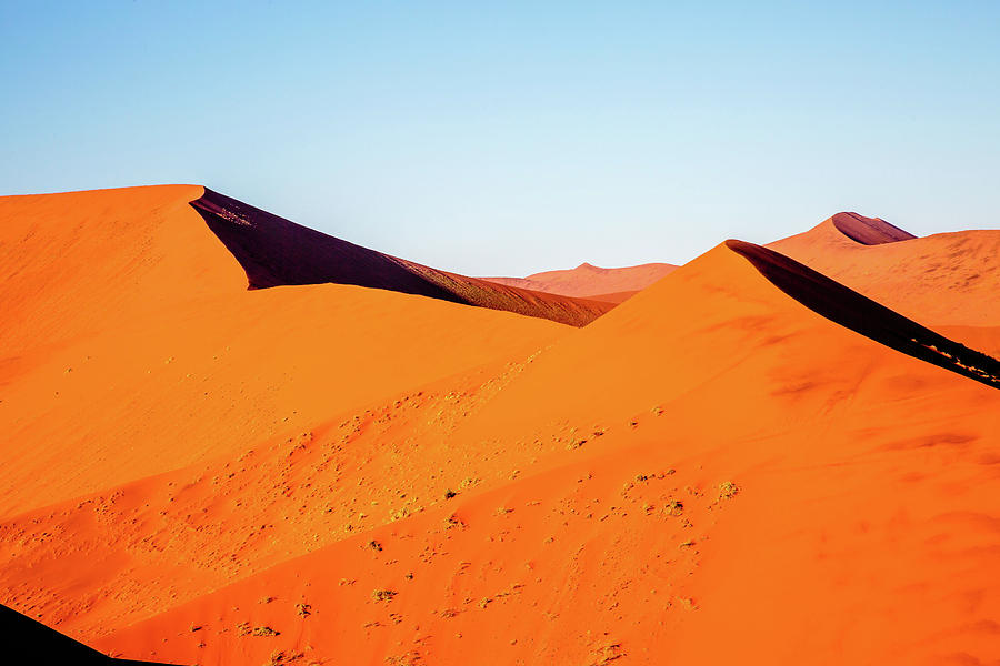 The Red Sands of Soussesvlei 2 by Gary Hall