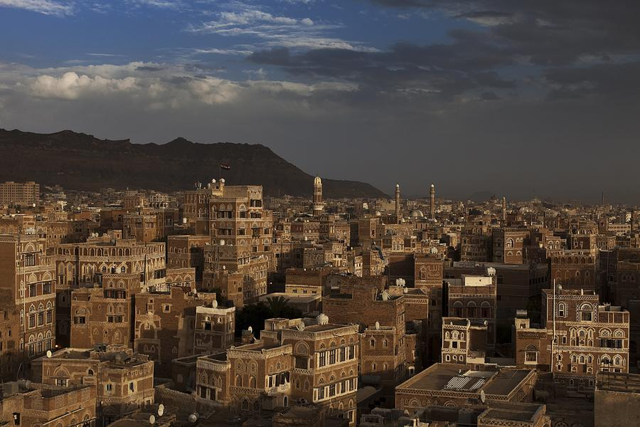 The Republic Of Yemen Photograph by Brent Stirton