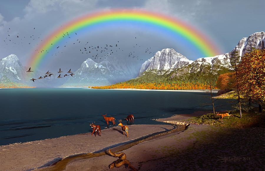 The Rings of Eden by Dieter Carlton