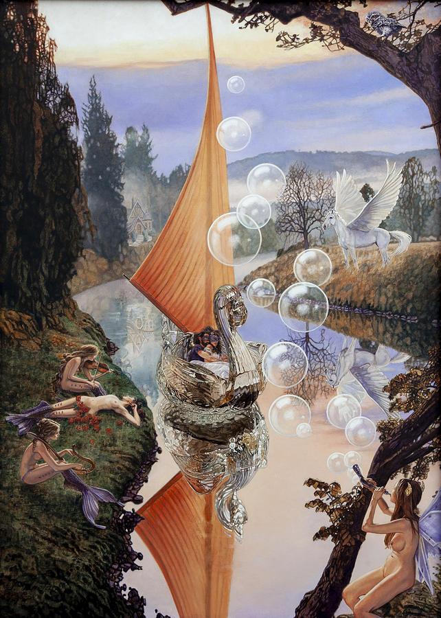 The River of Dreams by Patrick Whelan