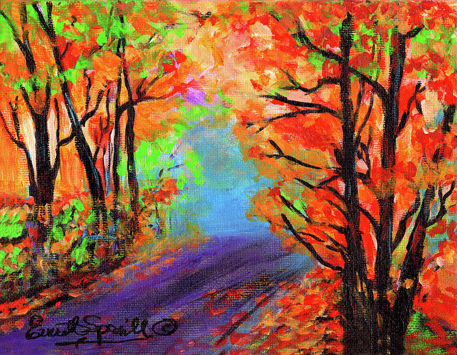 The Road Less Traveled by Everett Spruill