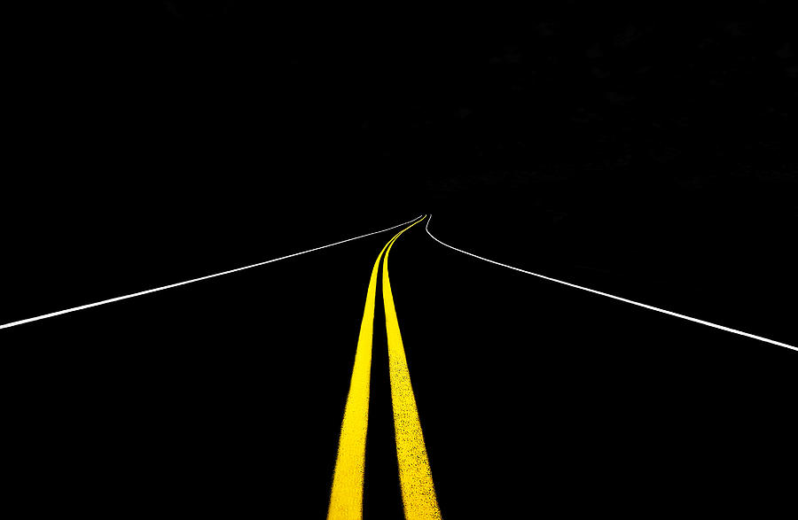 The Road To Nowhere Photograph by Roland Shainidze Photogaphy