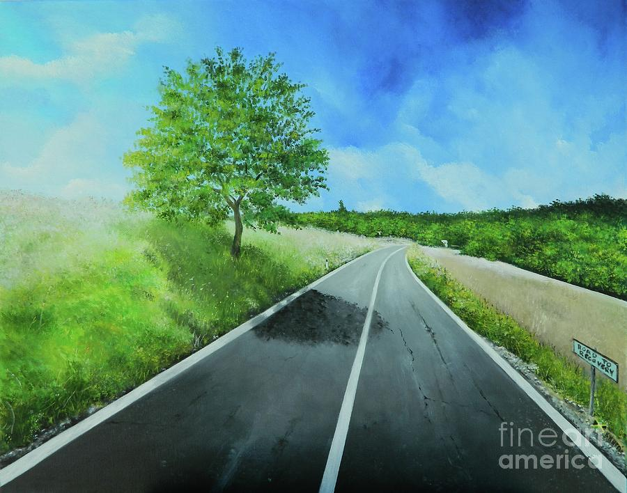 The Road To Recovery 1 by Kenneth Harris