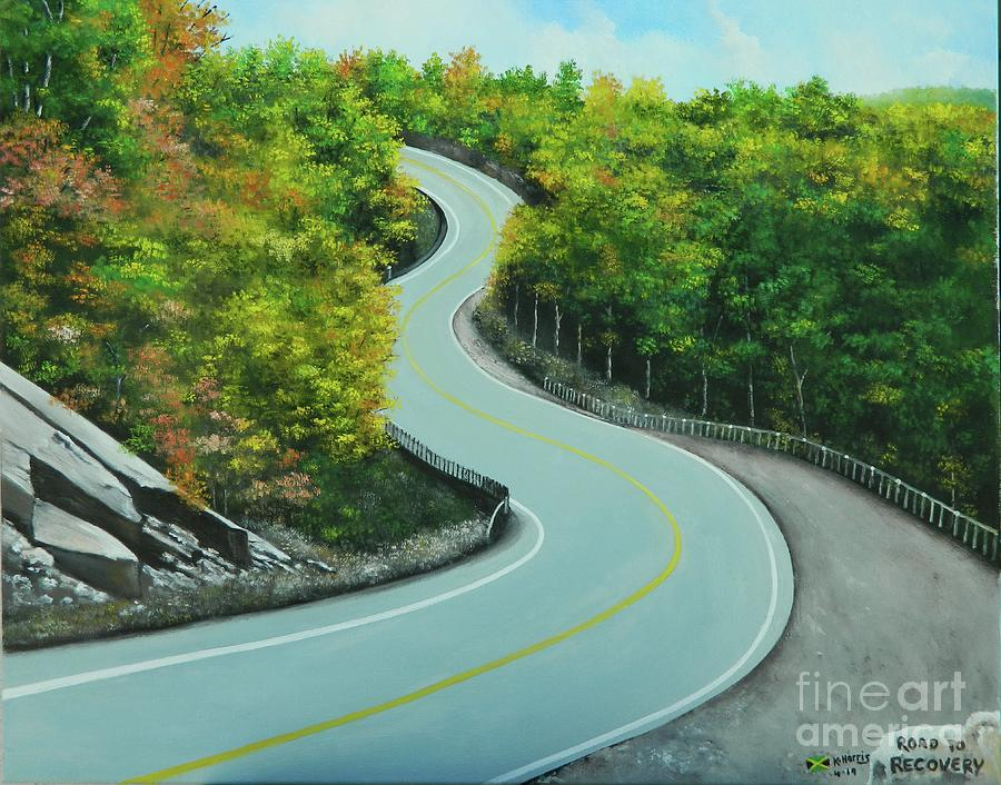 The Road To Recovery 2 by Kenneth Harris