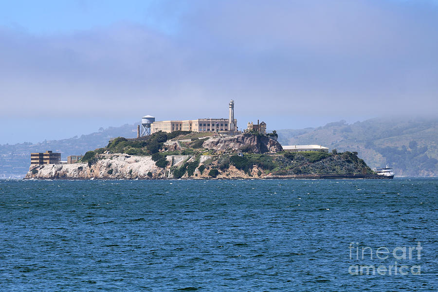 The Rock - Alcatraz by Diann Fisher