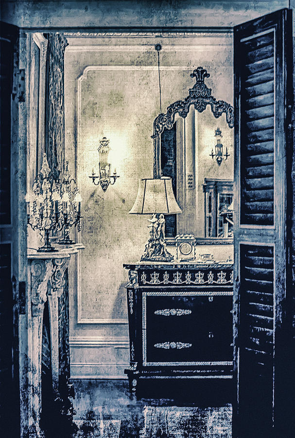 The Room in the Mansion by Julie Palencia