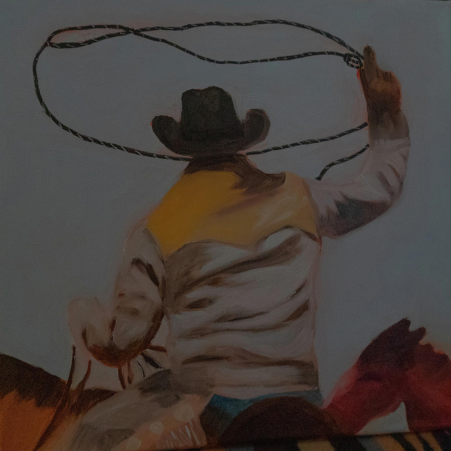 The Roper by Fine Art Western Paintings