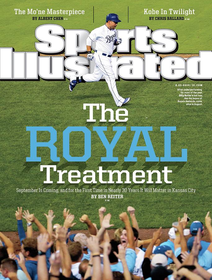 The Royal Treatment Sports Illustrated Cover Photograph by Sports Illustrated