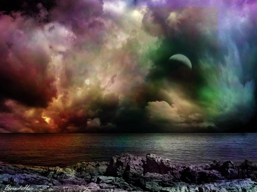 The Sacred Storm by Bernd Hau