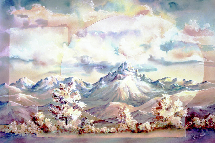 The San Juans by Connie Williams