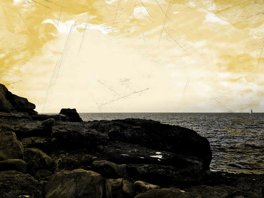 THE SEA   by Lucia Sirna