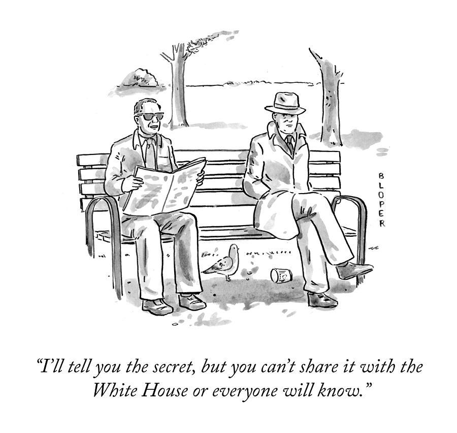 The Secret Drawing by Brendan Loper