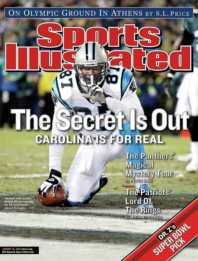 The Secret Is Out Carolina Is For Real Sports Illustrated Cover Photograph by Sports Illustrated