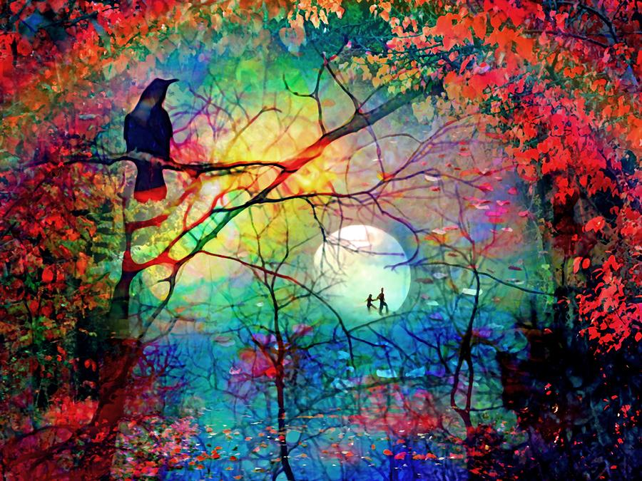 The Secret Path of Night by Tara Turner