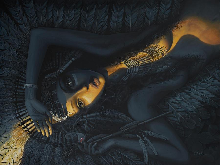 The Serpent Light by Adrian Borda