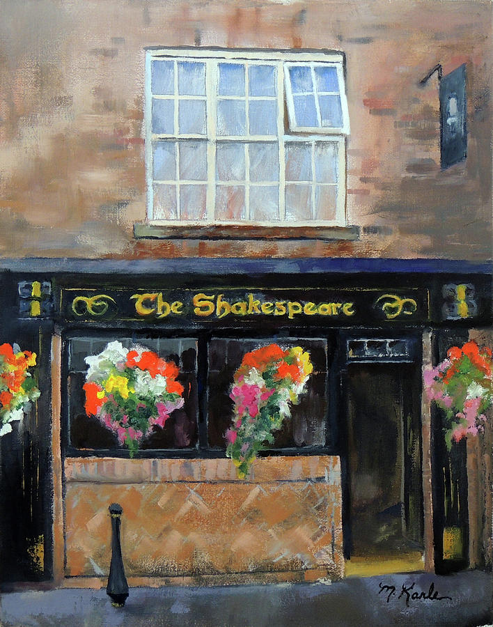 The Shakespeare by Marsha Karle