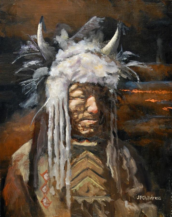 The Shaman by J P Childress