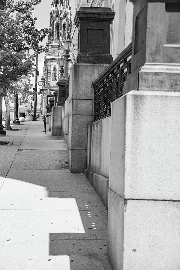 The Sidewalk Photograph