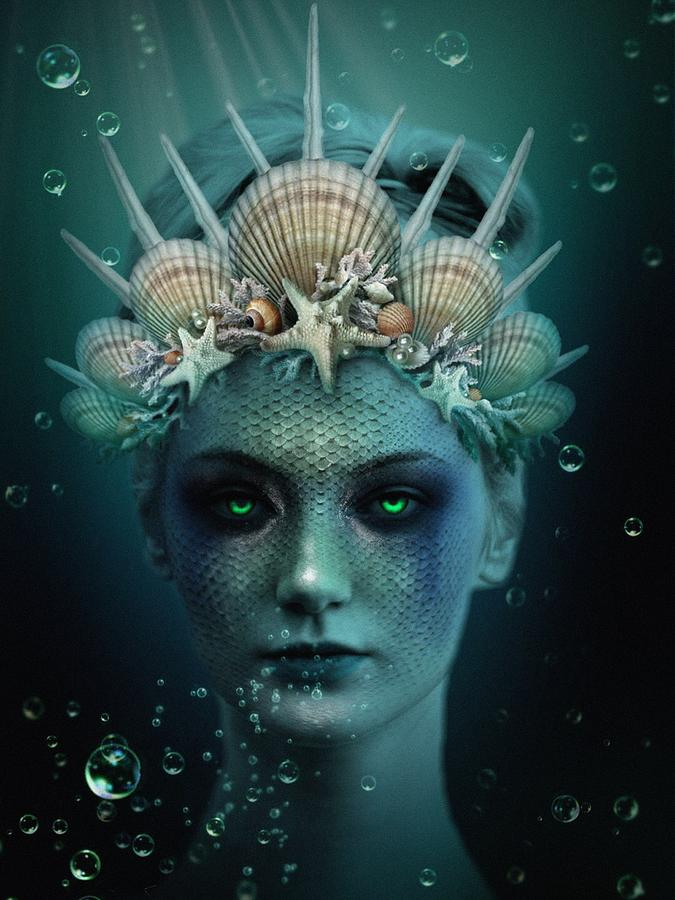 The Siren by Marianna Mills