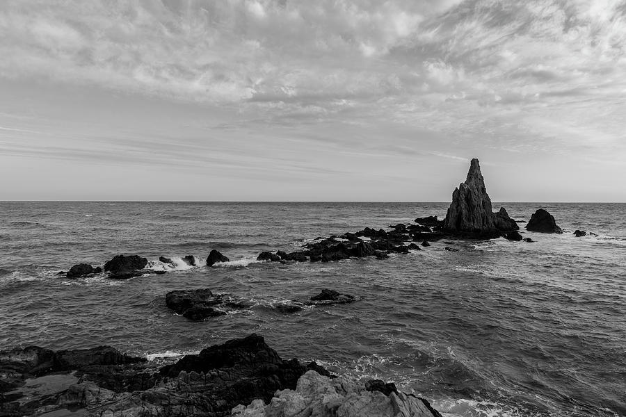 The sirens reef in Cabo de Gata, Almeria, Spain by Vicen Photography