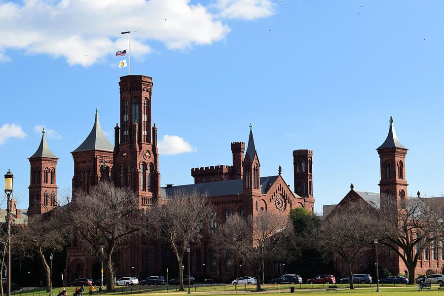 The Smithsonian by Dennis Love