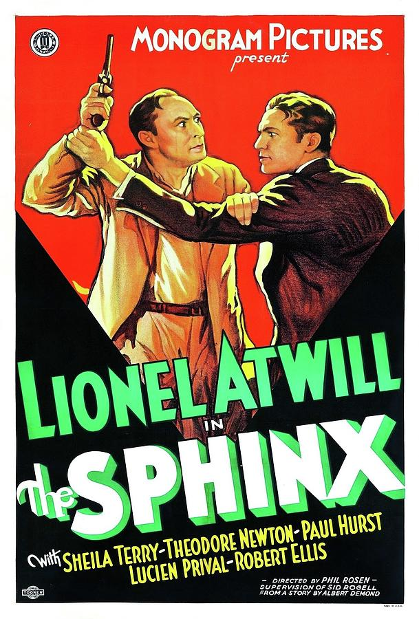The Sphinx by Monogram Pictures