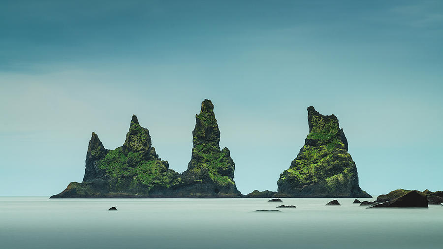 The Stacks of Vik by Josh Eral