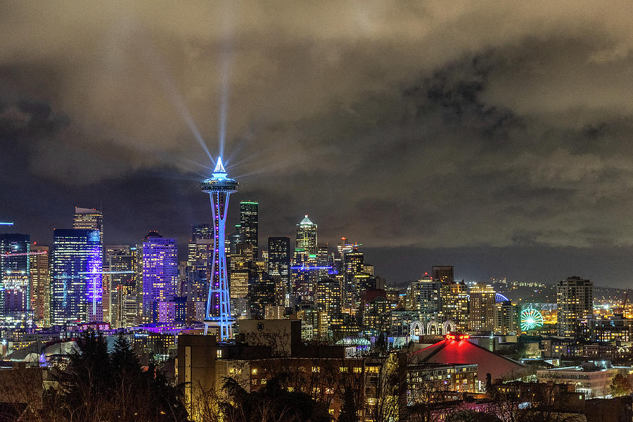 The Star of Seattle by Bryan Xavier