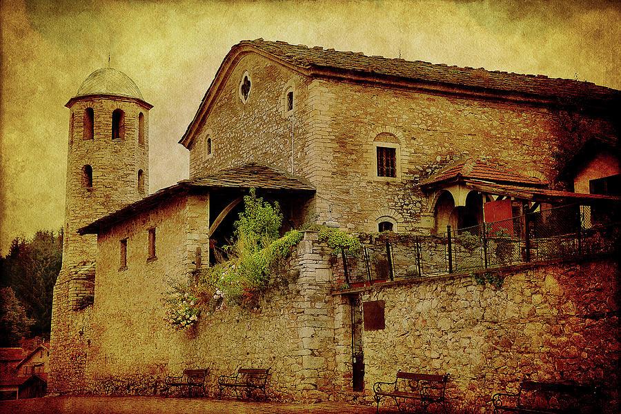 The Stone Church by Milena Ilieva