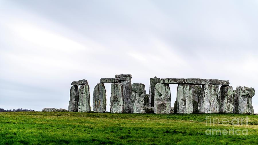 The Stonehenges In England Photograph by Mohana Anton Meryl