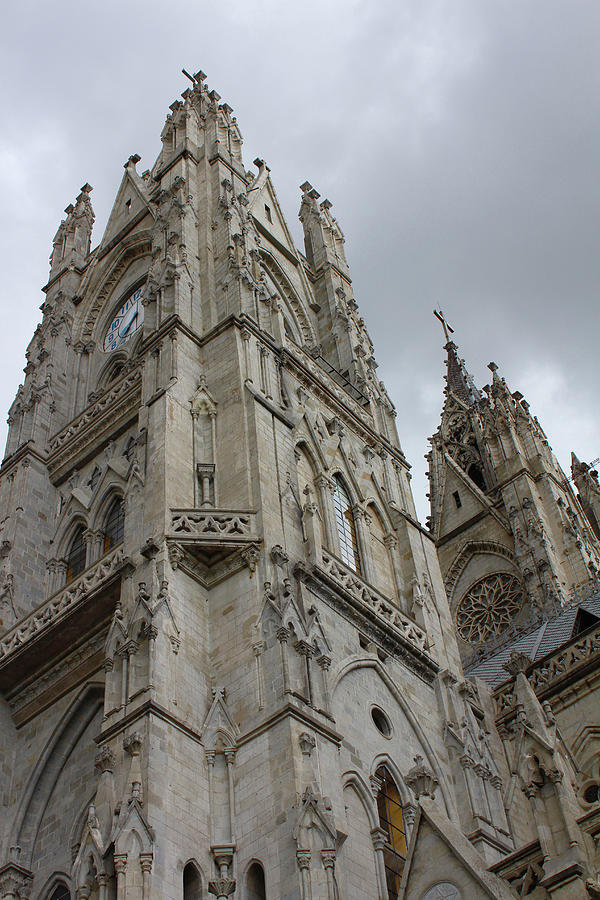 The Storm of the Basilica by Samantha Delory