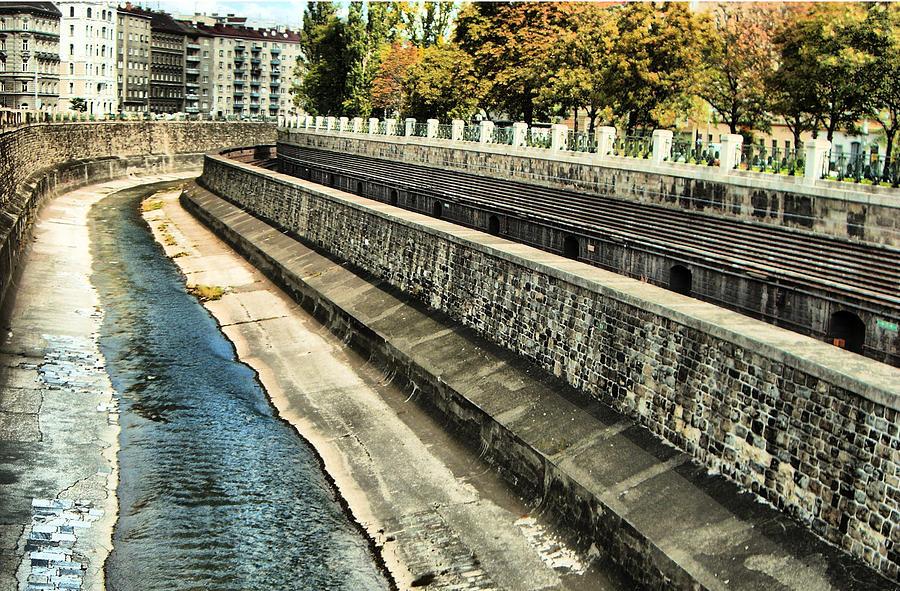 The Stream Through Vienna Photograph