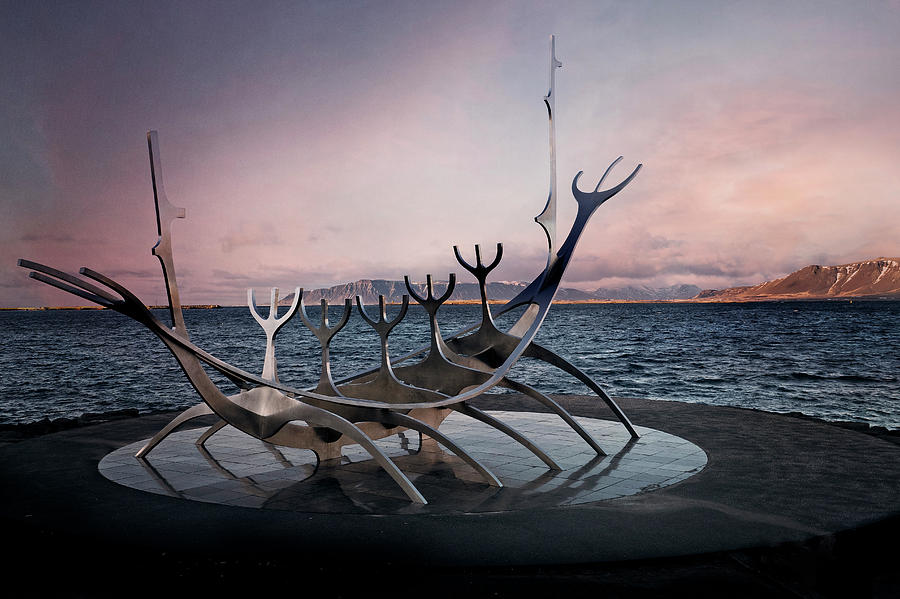 The Sun Voyager #2 by Kathryn McBride