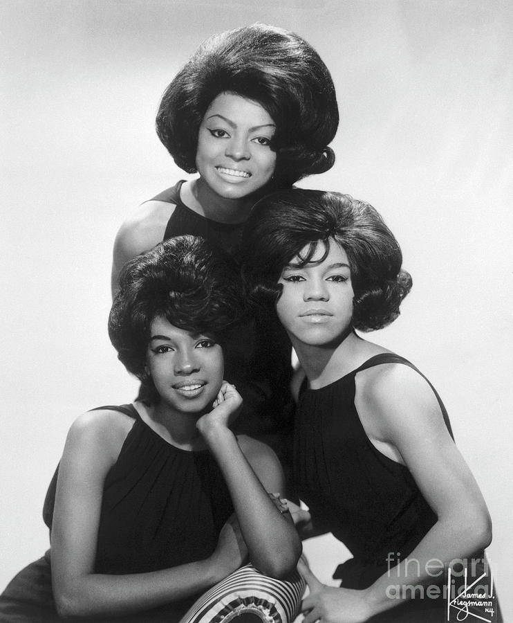 The Supremes Photograph by Bettmann