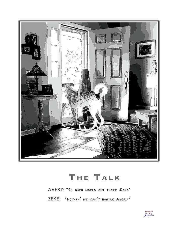 The Talk by Joe Paradis