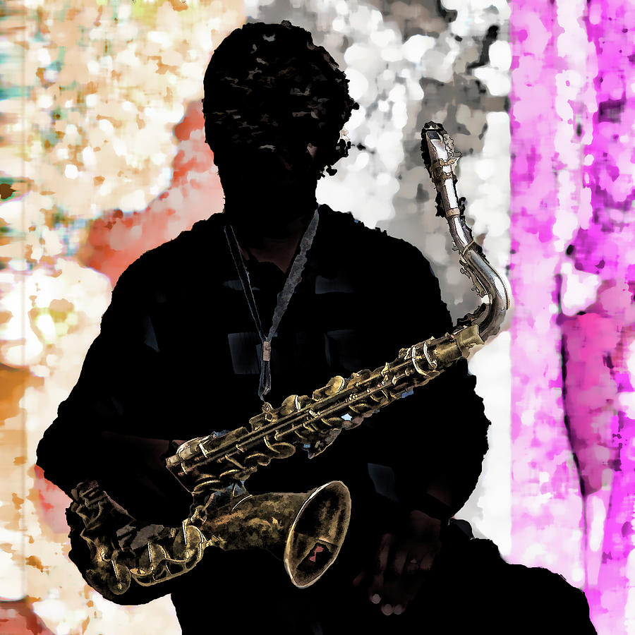 The Tenor Player by Jessica Levant