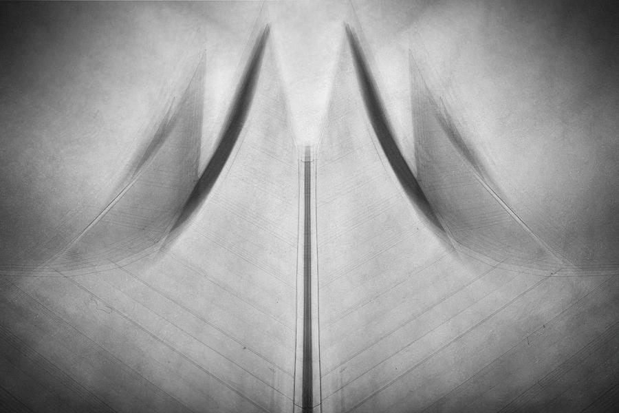 Tent Photograph - The Tent by Roswitha Schleicher-schwarz