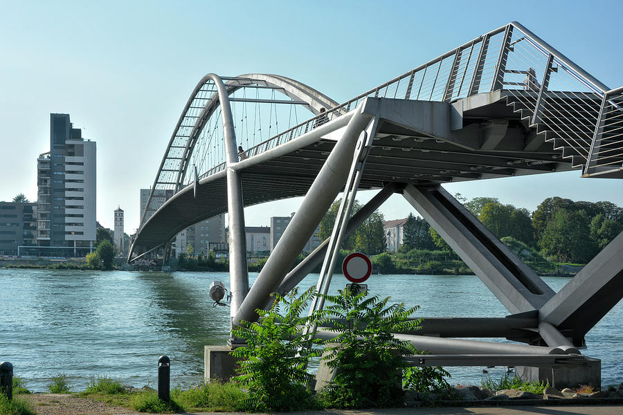 The Three Countries Bridge Photograph
