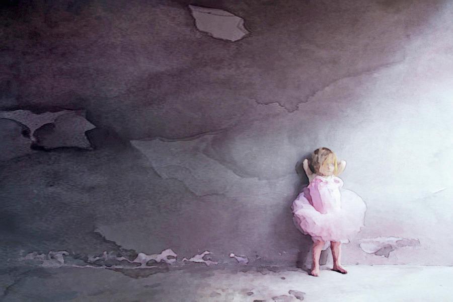 Pink Tutu by Susan Maxwell Schmidt