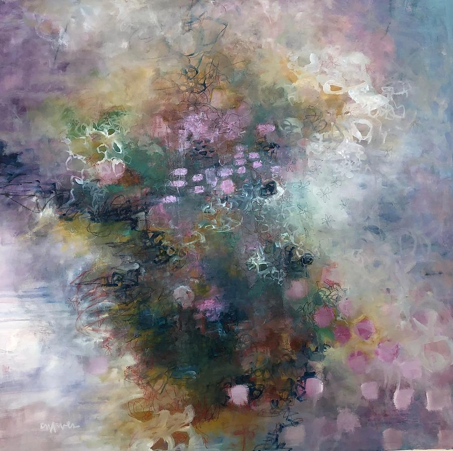 The Tiny Precious Moments of Falling In Love by Laurie Maves ART