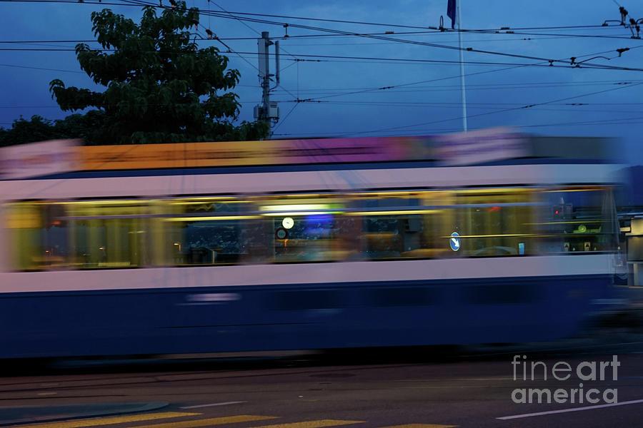 The Tram by Jan Daniels