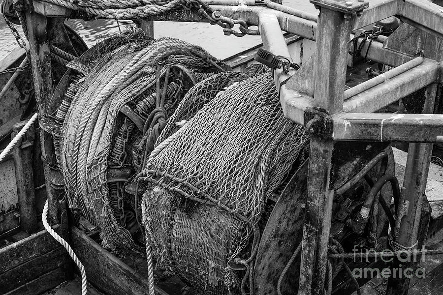 The Trawl Winch by Brian Roscorla