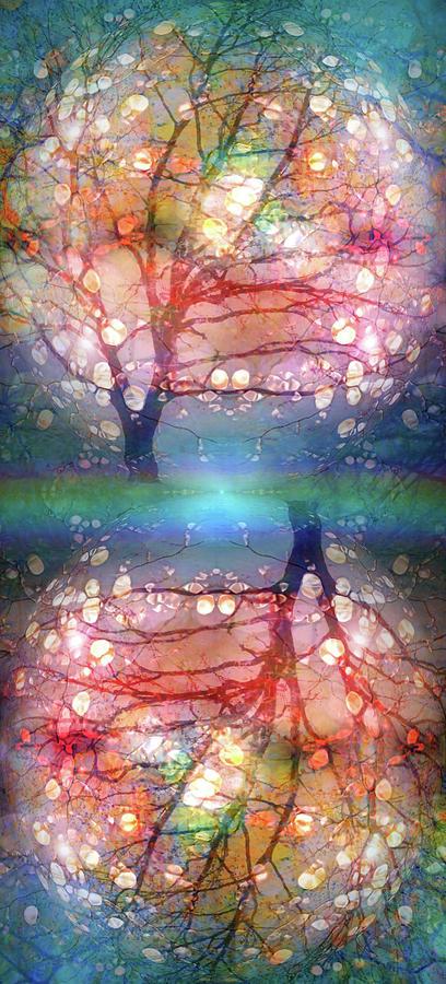 The Tree Where Angels Live by Tara Turner